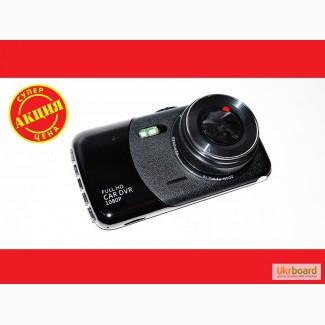 DVR T652 4 Full HD с выносной камерой заднего вида