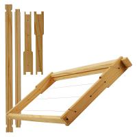 Рамки для ульев Рута 230 мм с Еврозамком и отверстиями