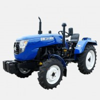 Трактор с доставкой DW 244 AHT (3 цил., 4х4, 24л. с., ГУР)
