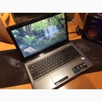 Красивый, надежный ноутбук, в хорошем состоянии Asus A52F