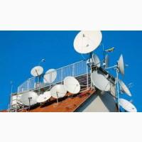 Установка спутникового ТВ и цифрового телевидения Т2 в Киевском районе г. Одессы