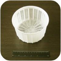 Форма для приготовления сыра сулугуни 0, 65 литра Ø125 мм пластиковая