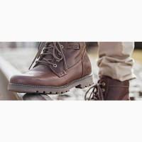 Ботинки кожаные водостойкие Dunham Royalton (Б – 365) 50 - 51 размер