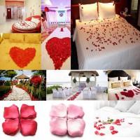 Лепестки роз номер 16 для фотосессии, для свадеб