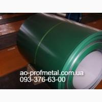 Лист Гладкий С Полимерным Покрытием RAL 6005 Зеленого Цвета