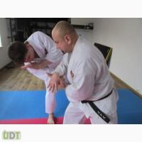 Тренировка. Школа боевых искусств - сёриндзи Кэмпо
