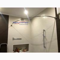 Карниз для ассиметричной ванны из нержавейки