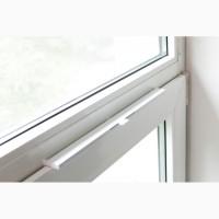 Приточно-вентиляционный клапан – проветриватель New Air на пластиковые окна