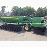 Сеялка зерновая Джон Дир Дир 455 John Deere 455 из США