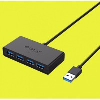 USB-Хаб ORICO USB 3.0 High-speed 4 порта