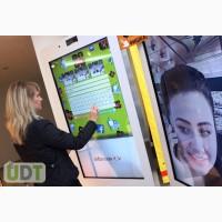 Продам прибыльный рекламный бизнес. Интерактивная реклама на сенсорных экранах в ТРЦ