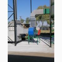 Зерносушилка порционного типа ЗС-АП -20