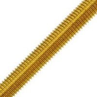 Шпилька DIN 975 латунная