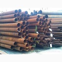 Трубы металлические б/у для заборных плит, для ангаров