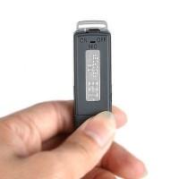 SK 868 Цифровой диктофон Флешка 8 гб. встроенной памяти до 150 часов аудиозаписи