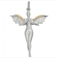 Кулон женский Ангел