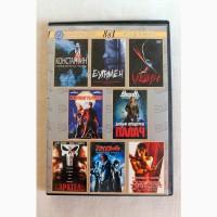 Диск с фильмами DVD издание 8 в 1