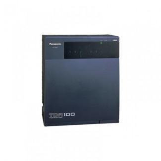 Panasonic KX-TDA100UA, цифровая гибридная атс, базовый блок