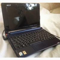 Маленький, производительный нетбук Acer Aspire ZG5