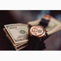 Скупка брендовых швейцарских часов в Харькове