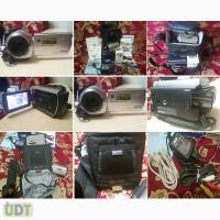 Видеокамера SONY DCR-SR47E с комплектом аксессуаров