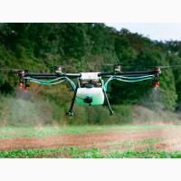Агрохімічні послуги агродронами вертольотами квадрокоптерами гвинтокрилами самольотами