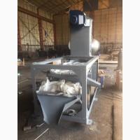 Оборудование для маслоцеха. Сепаратор для очистки семян подсолнечника