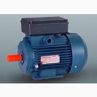Однофазный электродвигатель АИР1Е 80С2 (2, 2кВт/3000 об/мин)