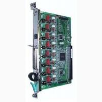 Panasonic KX-TDA0180X, плата 8 внешних аналоговых (СО) линий