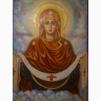 Куплю церковные иконы