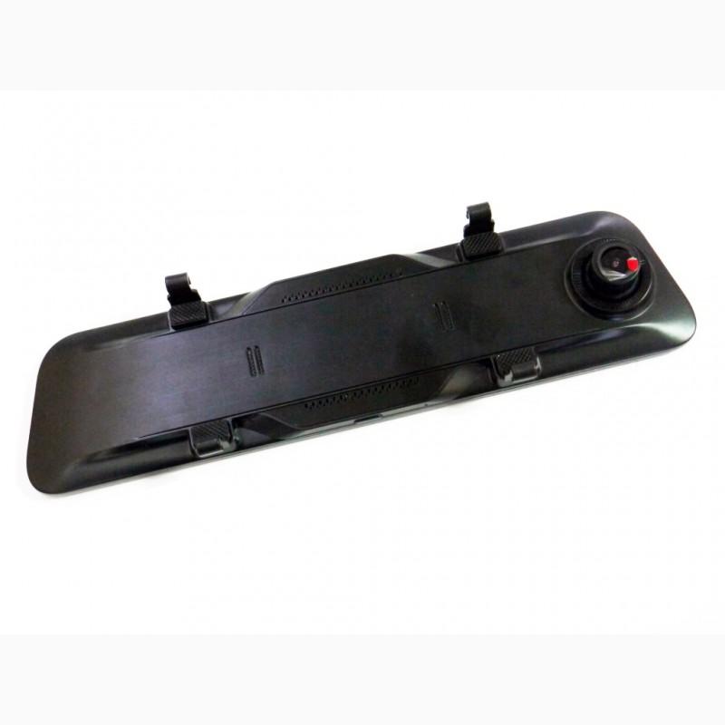 Фото 5. DVR L1028 Full HD Зеркало с видео регистратором с камерой заднего вида.11 Сенсорный экран