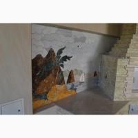 Мраморные картины. Мраморная мозаика
