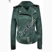 Куртки женские эко-кожа оптом от 490 грн