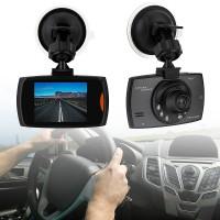 G30 Видеорегистратор автомобильный мини LCD 2.7 Full HD 1080 P обнаружение движения