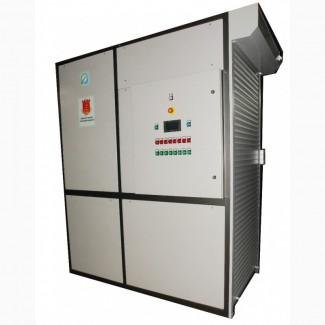 Твердотопливный котёл ЭТМ35 35 кВт