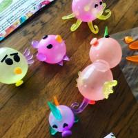 Необычный конструктор из надувных шариков Oonies для ребенка - 749 грн
