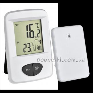Термометры и термогигрометра, электронные метеостанции для дома и офиса