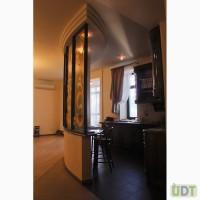 Эксклюзивная 4-комнатная квартира в центре Киева, ул. Дмитриевская 52б