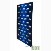 Мобильный выставочный стенд Дуэт 90х210см, 150х210см, 180х210см, 3х2м