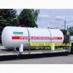 Газовая ёмкость для сушки зерна