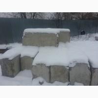 ФБС-5 - фундаментные блоки, 9 шт, г. Ирпень Дорожные плиты 1700*3000 мм - 4 шт