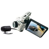 Видеорегистратор DVR P9 с выносной камерой заднего вида
