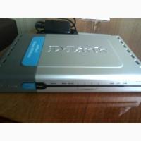WI-FI роутер D-Link DI-824VUP