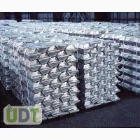 Чушки алюминиевые А0, А7 и др. на экспорт
