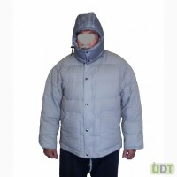 Куртка пуховая для альпинизма и горного туризма. На рост 170. Мужская