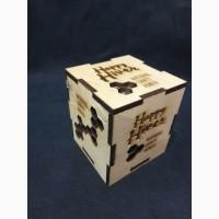 Коробка упаковка мед банка 250 г