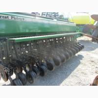 Сеялка зерновая механическая Great Plains 2SF30 9, 1м. из США