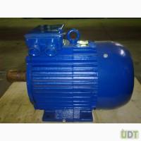 Электродвигатель АИРМ-180-S2. 22 кВт. 3000 об.м
