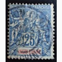 1899 Франция - колонии Майотта
