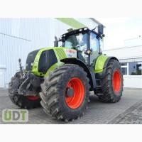 Сельхозтехника CLAAS. Трактор Claas Axion 850